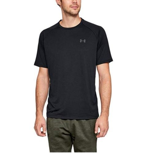 244ab1ba Under Armour mens Tech 2.0 Short Sleeve T-Shirt. (Photo: Amazon)