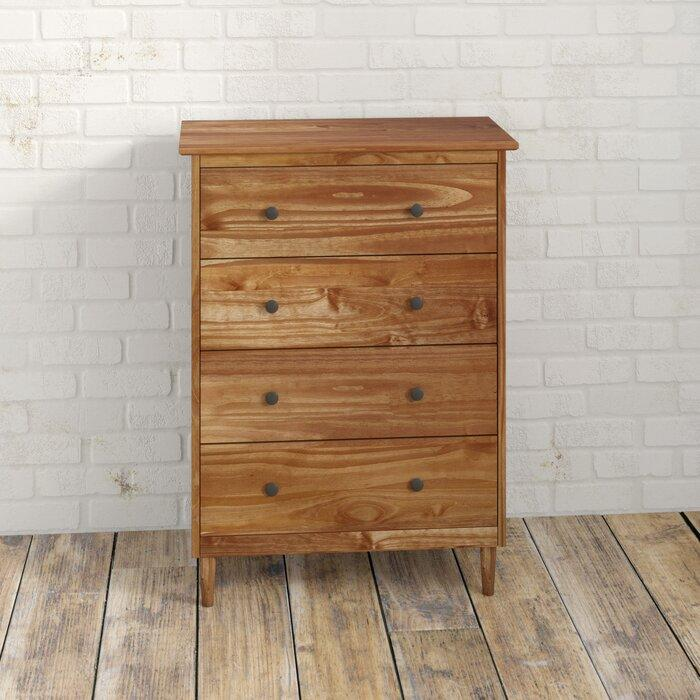 Lafever 4 Drawer Chest