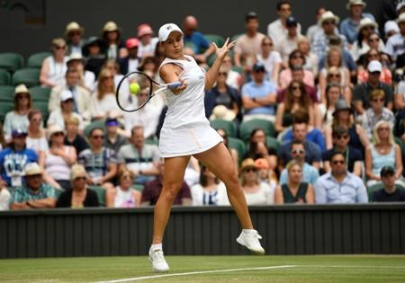World number one Ash Barty crashes out of Wimbledon