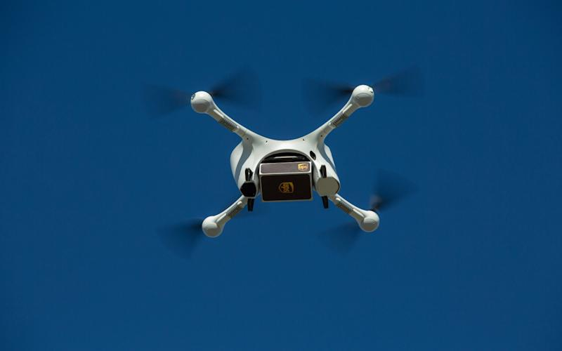 UPS to deliver prescription medicines to retirement village by drone
