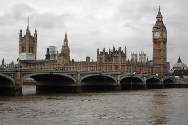 The Houses of Parliament. (Dan Kitwood/Getty Images)