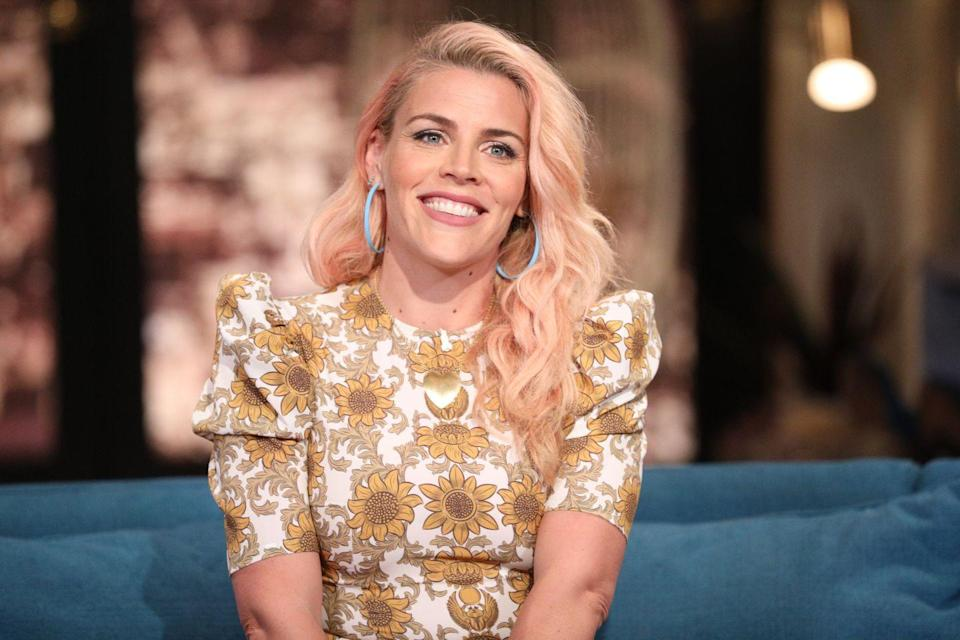"<p>Actress Busy Philipps says she's had anxiety for as long as she can remember, even as a kid. ""I used to lie awake in bed at night, and I would have spinning thoughts,"" she shared in a <a href=""https://www.facebook.com/watch/?v=1731156160284388"" rel=""nofollow noopener"" target=""_blank"" data-ylk=""slk:Facebook post"" class=""link rapid-noclick-resp"">Facebook post</a> in partnership with the Child Mind Institute. ""It would be really hard for me to get to sleep, and I would be so scared that I wouldn't even go to my parents' room. And I didn't want to tell them what was happening because I thought there was something wrong with me."" Once she realized that it was normal, she was able to get therapy and medication, which made her realize it is ""kind of incredible to know that you're not alone.""</p>"