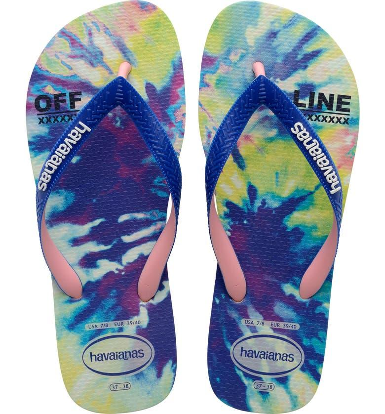 Top Fashion Flip Flop. Image via Nordstrom.