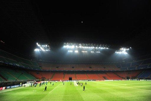 China Railway 15th Bureau Group Co. is in talks with Italian FC Inter Milan over a new stadium for the Serie A giants