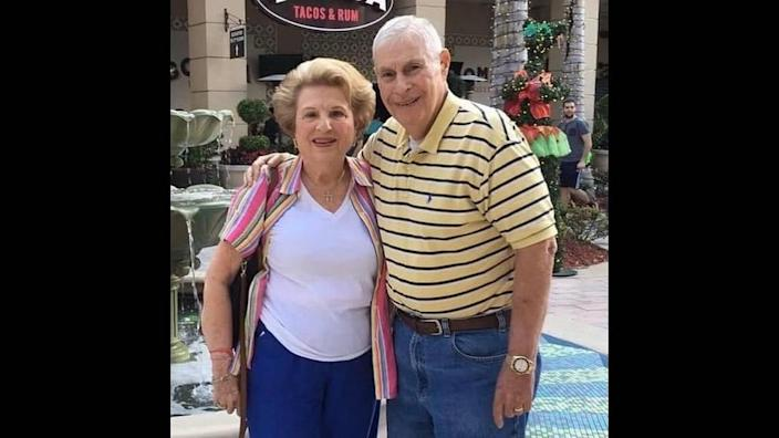 """Myriam Caspi Notkin and Arnold """"Arnie"""" Notkin, who are among the missing in the collapse Thursday morning of the Champlain Towers South Condo in Surfside."""