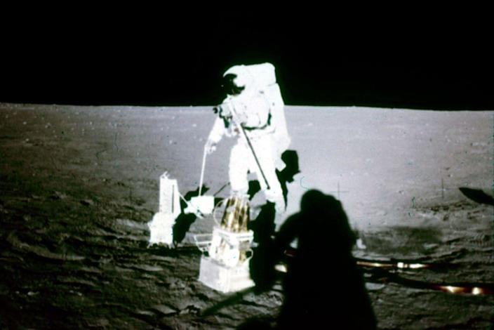 """<p>On November 14, 1969, <a href=""""https://www.popsci.com/does-moon-sound-like-bell/"""" rel=""""nofollow noopener"""" target=""""_blank"""" data-ylk=""""slk:Apollo 12 performed an experiment"""" class=""""link rapid-noclick-resp"""">Apollo 12 performed an experiment</a>. With everyone safely back in the command module, they crashed landed their lunar module on the moon. It landed with the force of one ton of TNT which caused a """"moonquake"""" that peaked at minute eight and took a full hour to dissipate. Apollo 13 performed a similar experiment by crash landing a ton of their equipment which caused a bigger impact and a longer moonquake. As planetary scientists put it, <a href=""""https://www.nasa.gov/exploration/home/15mar_moonquakes.html"""" rel=""""nofollow noopener"""" target=""""_blank"""" data-ylk=""""slk:""""the moon was ringing like a bell."""""""" class=""""link rapid-noclick-resp"""">""""the moon was ringing like a bell."""" </a></p><p>This has lead to <a href=""""https://www.gaia.com/article/the-hollow-moon-theory-is-the-moon-an-artificial-satellite"""" rel=""""nofollow noopener"""" target=""""_blank"""" data-ylk=""""slk:conspiracy theories"""" class=""""link rapid-noclick-resp"""">conspiracy theories</a>, even ones promoted by a <a href=""""https://www.youtube.com/watch?v=3bUUXFuOvfo"""" rel=""""nofollow noopener"""" target=""""_blank"""" data-ylk=""""slk:certain cable channel"""" class=""""link rapid-noclick-resp"""">certain cable channel</a>, to conclude that the moon must be hollow. Well, while the experiments did produce these strange results, it isn't because the moon is hollow. It's because it's much drier than Earth. <a href=""""https://www.nasa.gov/exploration/home/15mar_moonquakes.html"""" rel=""""nofollow noopener"""" target=""""_blank"""" data-ylk=""""slk:Water weakens stone"""" class=""""link rapid-noclick-resp"""">Water weakens stone</a>, almost acting like a sponge and deadening vibrations. When there's an earthquake, the vibrations end quickly in comparison to bodies that are drier and more ridge - like the moon. Simply, a moonquake takes a lot longer to stop due to dry rock not because it's hollow """