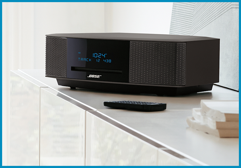 Bose Wave Music System IV. (Photo: Bose)