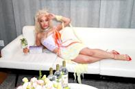 <p>Doja Cat celebrates the release of her third studio LP, <i>Planet Her</i>, with Ketel One Botanical, Don Julio 70 and Jane Walker by Johnnie Walker on June 25 in L.A. </p>