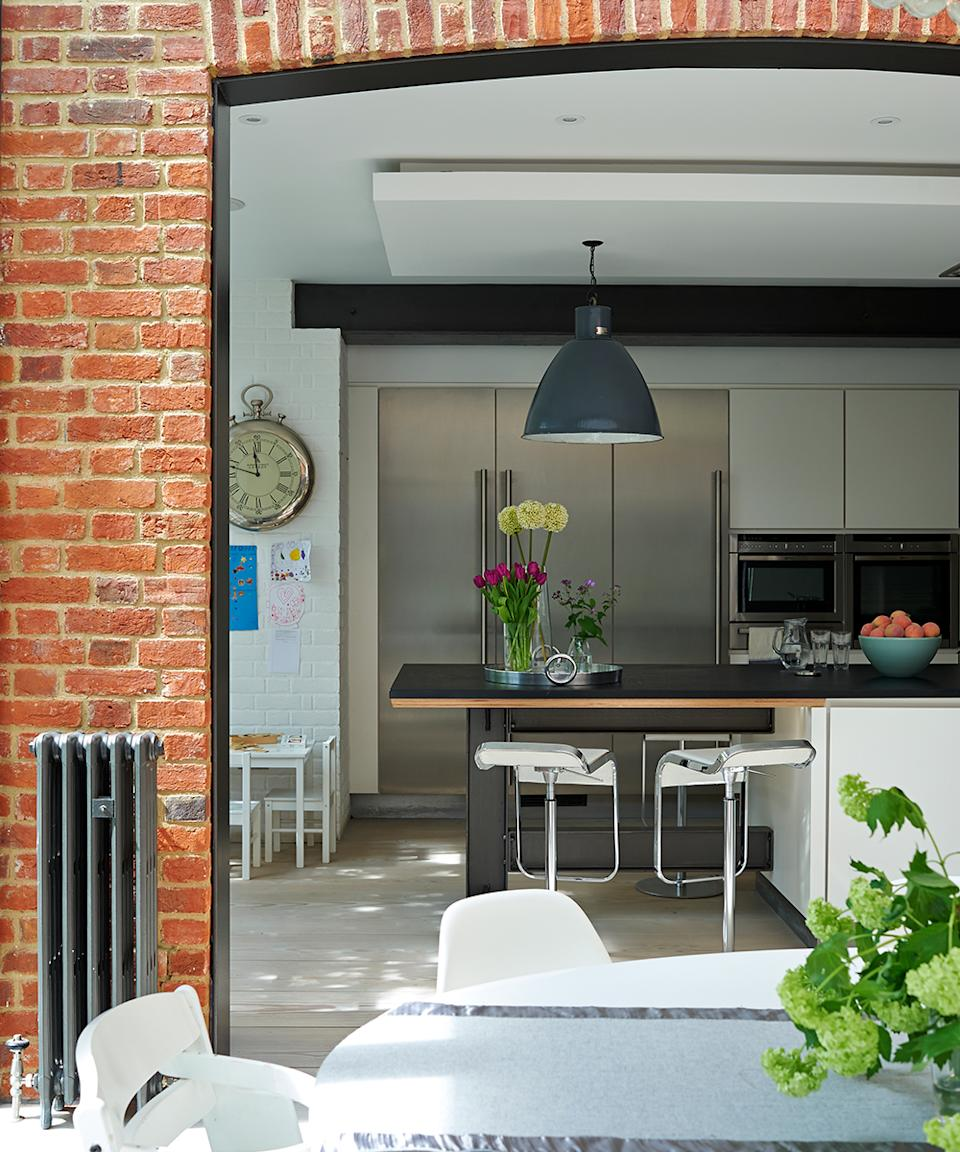 Kitchen extension ideas