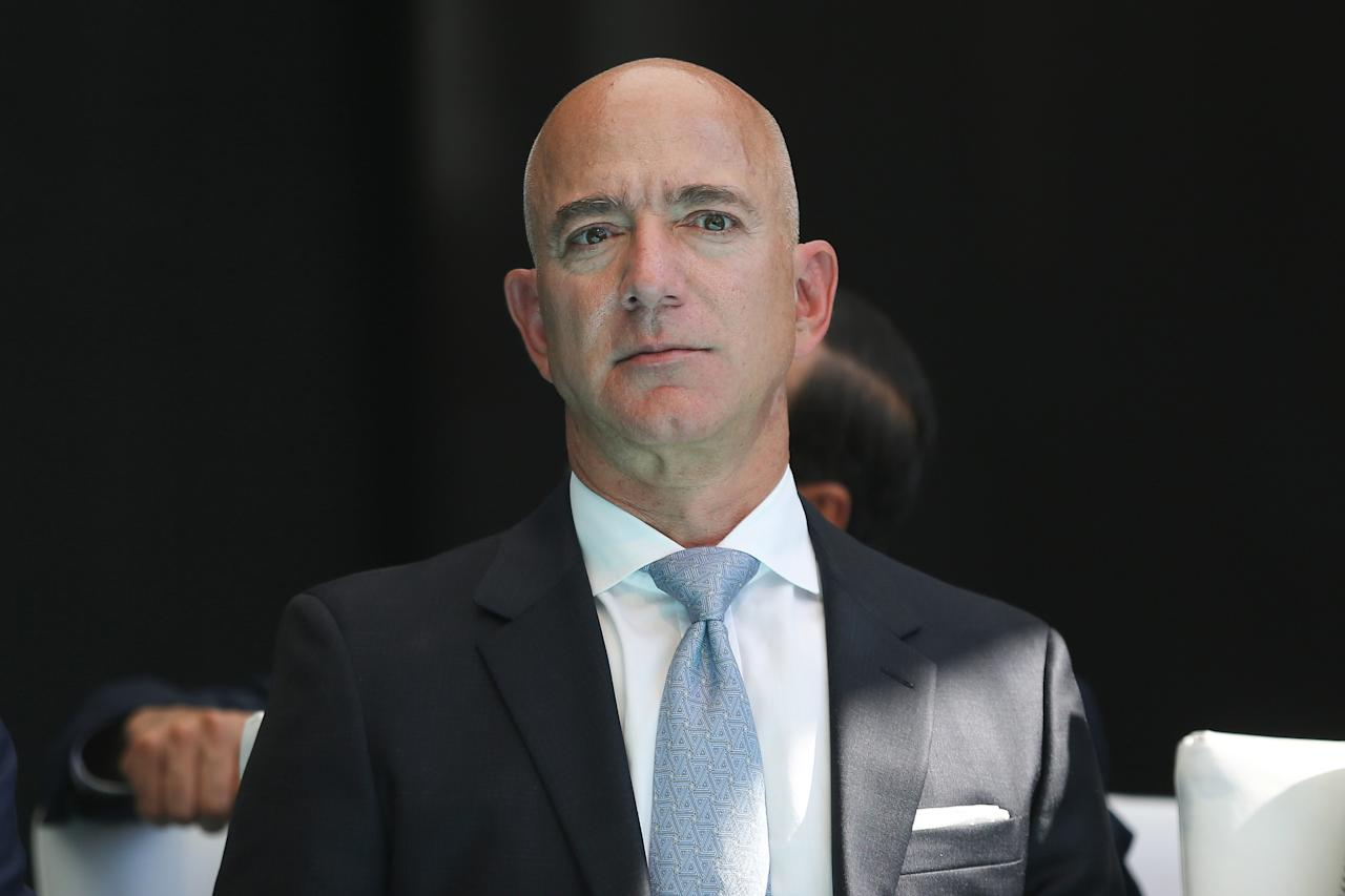 Bezos would spend many summers in his youth learning business skills from his maternal grandfather on his family's ranch near Cotulla, Texas. Until he was 16, he spent all his summers with his 'Pop' at his ranch in 'the middle of nowhere'.
