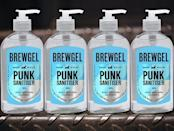 "<p>Several beer and spirit brands have started using the alcohol content in their products to make hand sanitiser instead. Brewers Brewdog announced the move on Instagram this week, as did gin distillers Leith gin and Dundee-based Verdant spirits. </p><p><a href=""https://www.instagram.com/p/B93rjfcAbWO/"" rel=""nofollow noopener"" target=""_blank"" data-ylk=""slk:See the original post on Instagram"" class=""link rapid-noclick-resp"">See the original post on Instagram</a></p>"