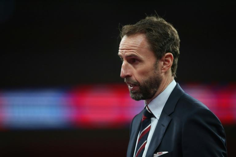 England manager Gareth Southgate said there was no option but for FA Chairman Greg Clarke to resign
