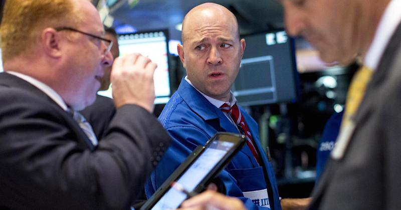 Wall Street set to nudge down, brace for Fed week