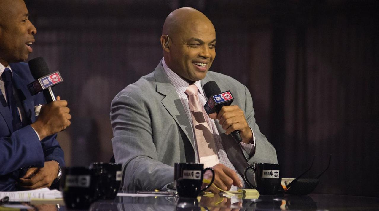0e08f599ebe Charles Barkley Sounds Off on LeBron and More   He Wants to Be a Hollywood  Mogul