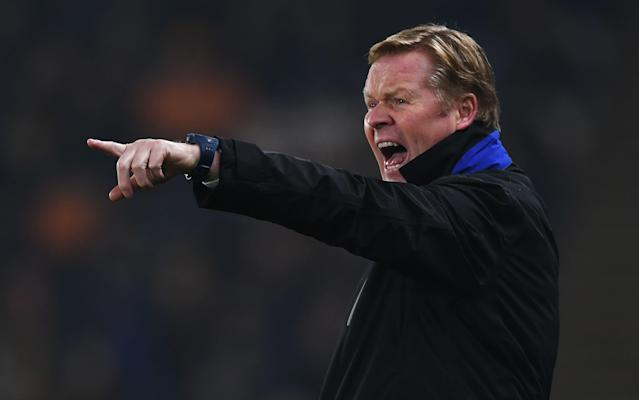 <span>Ronald Koeman is a man on a mission</span>