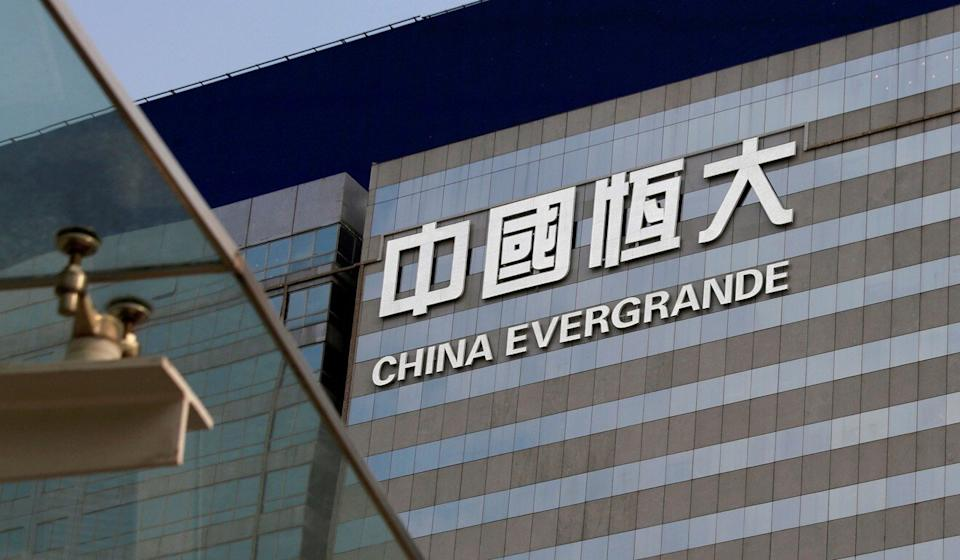 The property services unit of China Evergrande could launch an IPO next month. Photo: Reuters