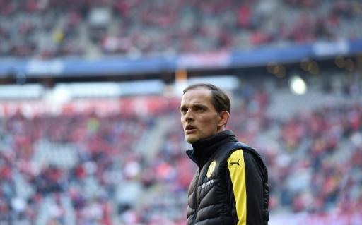 Thomas Tuchel named new coach at Paris Saint-Germain