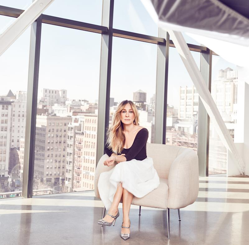 0c6449015 SJP by Sarah Jessica Parker Bridal Collaboration with GILT Is Finally Here!