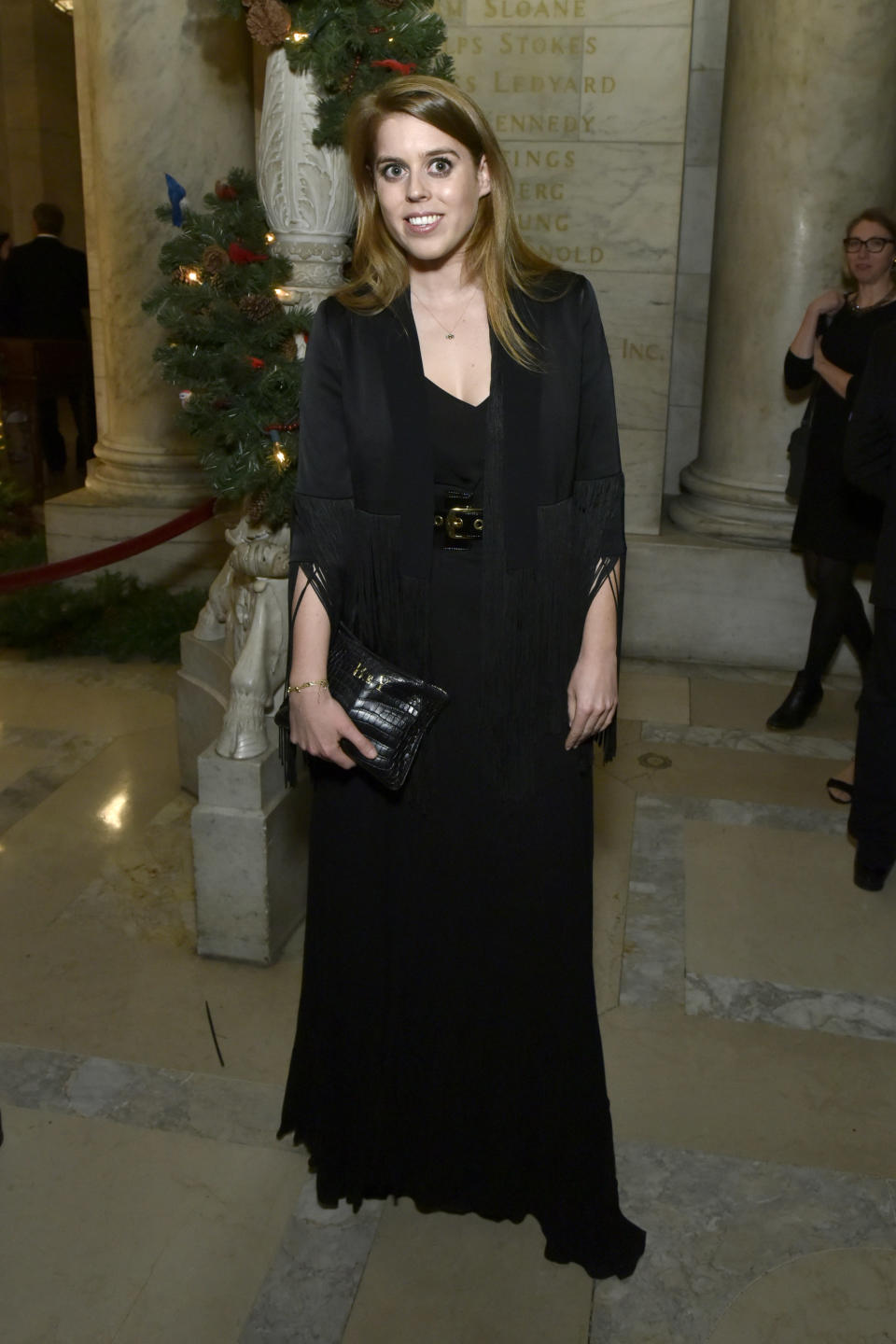 Princess Beatrice at the Third Annual Berggruen Prize Gala in New York (Getty)