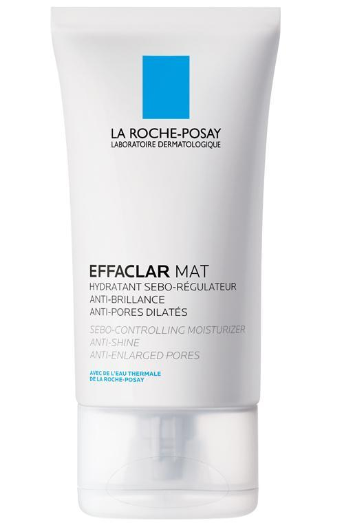 Oily skin is better suited to lightweight water-based moisturisers or lotions and oil-free makeup. Products that have high alcohol content should be avoided, as these can excessively strip the skin of natural oil.  This can lead to breakout when skin reacts by producing even more oil to compensate for the loss. Good options include La Roche Posay Effaclar Mat $28.99 from Priceline) using oil-absorbing powders and zinc derivatives known to regulate sebum production to mattify the skin and help tighten pores. Sukin Oil Balancing Mattifying Facial Moisturiser ($12.99 from Priceline) uses rice powder and moringa to promote healthy pores and a balanced complexion.   Oily skin also benefits from clay masks to draw out impurities and unclog pores (like the Sukin Anti-Pollution Charcoal Facial Masque $15.99 from Priceline)