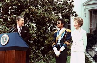 Reagans_with_Michael_Jackson