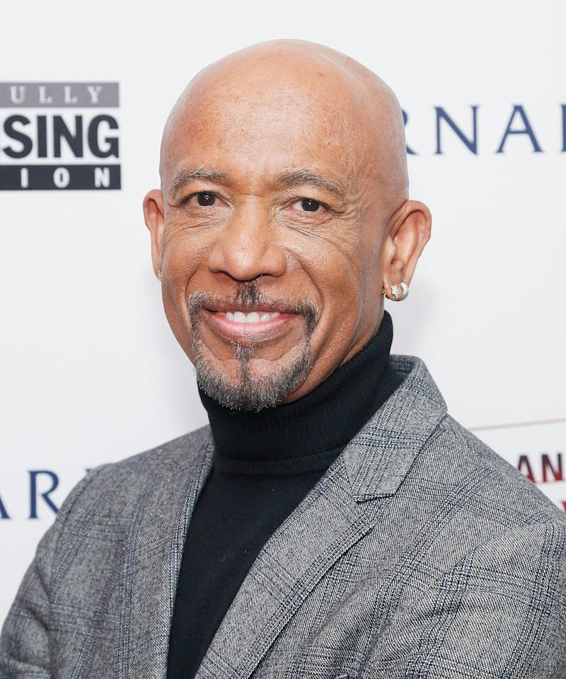 NEW YORK, NY - MARCH 01: Montel Williams attends the 2019 Athena Film Festival awards ceremony at the Diana Center at Barnard College on March 1, 2019 in New York City. (Photo by Lars Niki/Getty Images for Athena Film Festival) ORG XMIT: 775303300 ORIG FILE ID: 1128576289