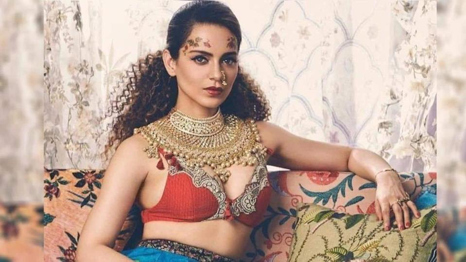 Bollywood is fixated with fair-skinned people, says Kangana Ranaut