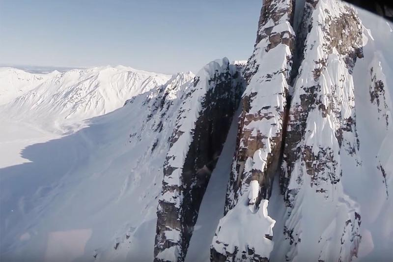 Hit the slopes of Alaska in the first episode of 'GoPro Perspectives'