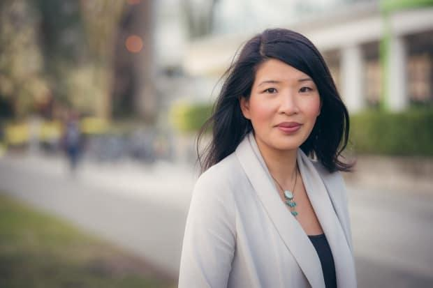 Carol Liao, a law professor at the University of British Columbia in Vancouver,  says she's heartened that her three school-aged children are learning about Canada's residential schools and the Black Lives Matter movement.