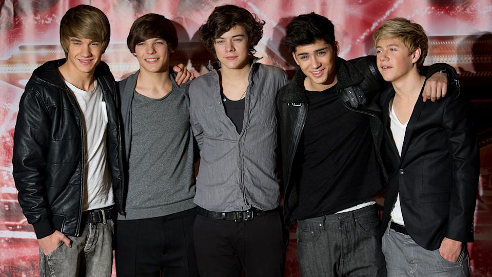 One Direction moved into the former mental asylum after their time on The X Factor