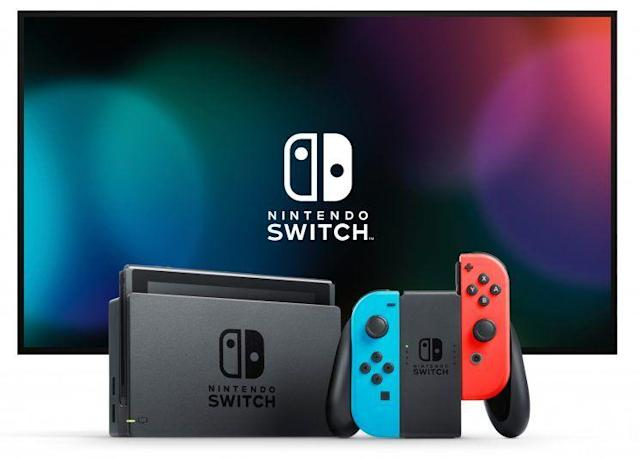 The Nintendo Switch has been a major hit for the games company.