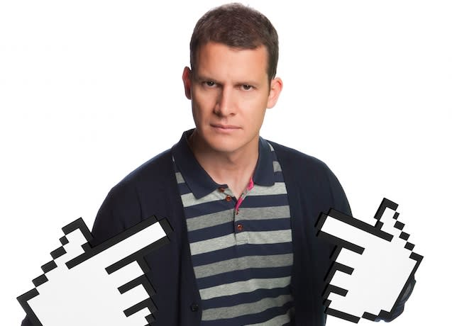 Daniel Tosh Apologizes on Twitter for Alleged Rape Joke