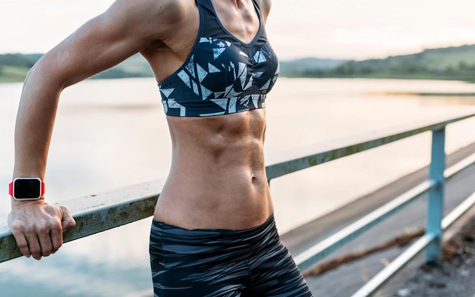 six reasons can't see six pack exercise abs workout diet