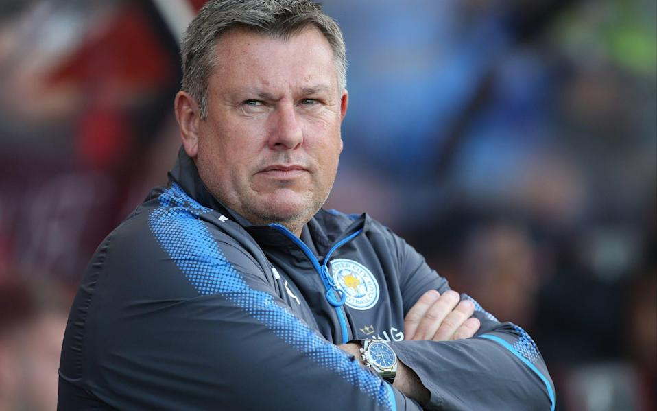 Craig Shakespeare has been axed as Leicester City manager