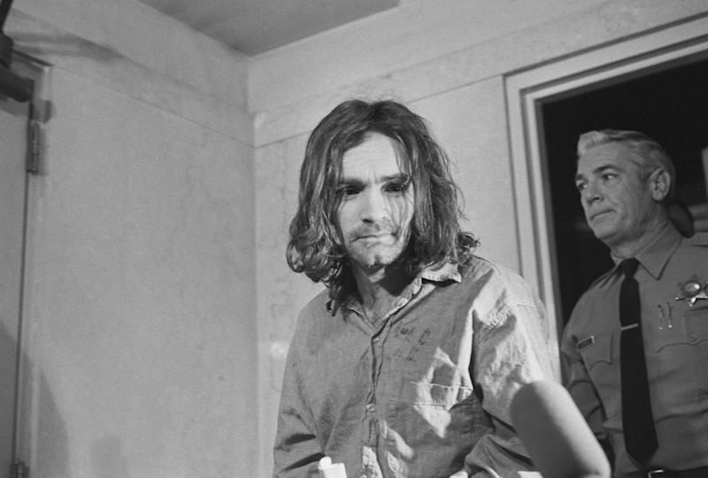 """In March 1971, the jury sentenced each of the Manson Family defendants to death.<br /><br />Three months later, Manson follower Charles """"Tex"""" Watson, who was involved in the Tate and LaBianca murders, went to trial. He was found guilty of seven counts of first-degree murder and sentenced to death.<br /><br />The defendants' sentences were commuted to life in prison in 1972, when the U.S. Supreme Court temporarily banned the death penalty.<br /><br />Manson was <a href=""""https://www.huffingtonpost.com/2012/04/12/charles-manson-is-not-a-serial-killer_n_1422172.html"""" target=""""_blank"""">denied parole a dozen times</a> during his decades of incarceration. He didn't attend his most recent hearing in April 2012."""