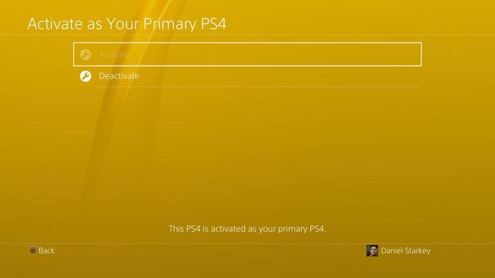 how to download games on ps4 gameshare