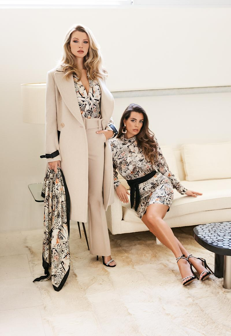 MARCIANO for GUESS Unveils the Fall 2019 Collection and