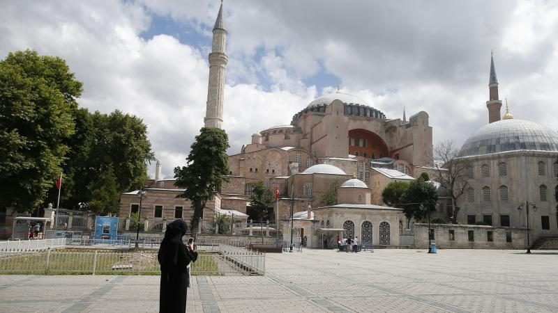 Hagia Sophia to be restored as mosque after court ruling
