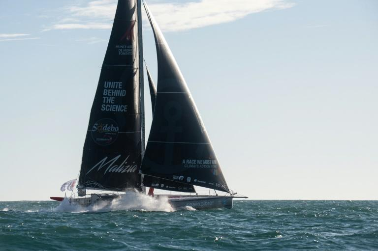 German skipper Boris Herrmann is vying to become the first non-French skipper to win the Vendee Globe