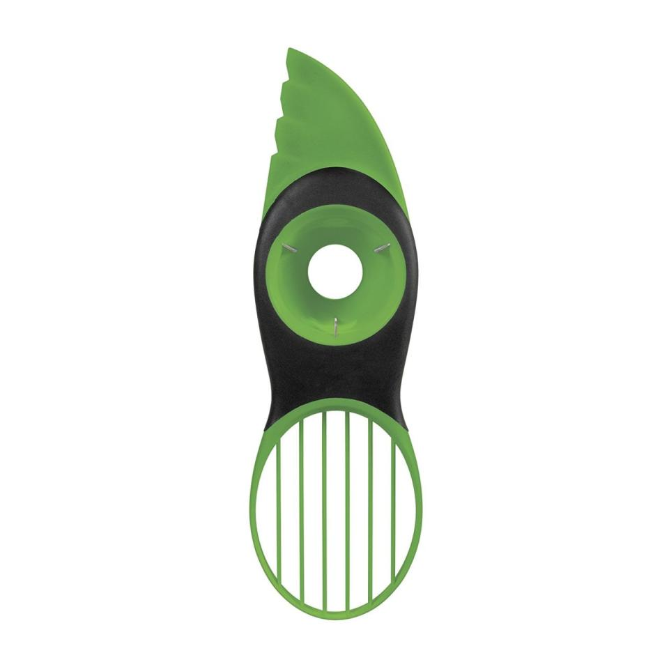 "<p>Avocado toast lovers-listen up.</p><p><a rel=""nofollow"" href=""https://www.amazon.com/OXO-Grips-Avocado-Slicer-Green/dp/B0088LR592/?tag=syndication-20"">BUY NOW</a>: $10<span></span></p>"