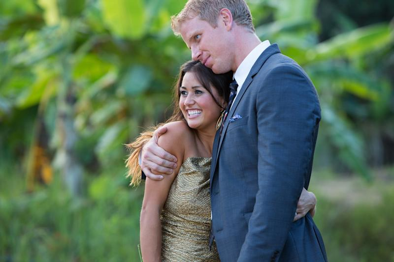 Sean and Catherine after their engagement in Thailand in 2013.  (Dave Hagerman via Getty Images)