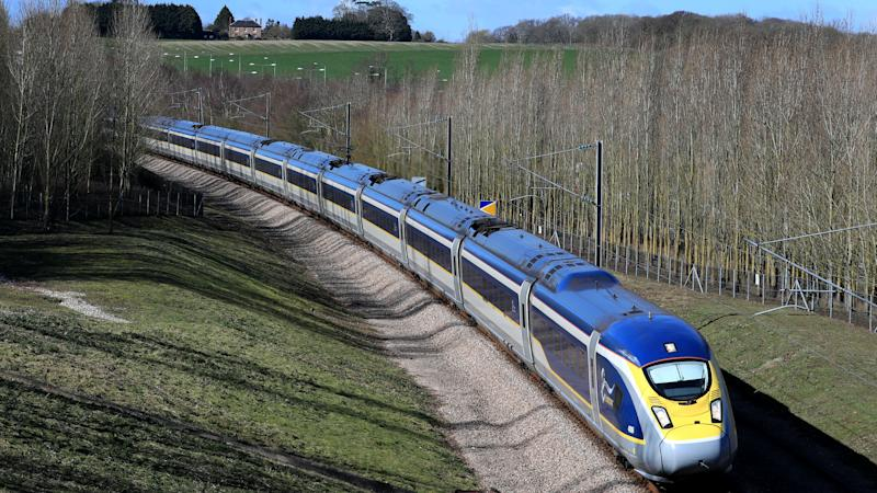 Eurostar trains will not stop at Kent stations before 2022