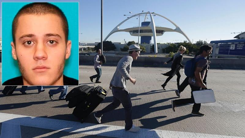 LAX Suspect Paul Ciancia Was a Loner, Former Classmates Say
