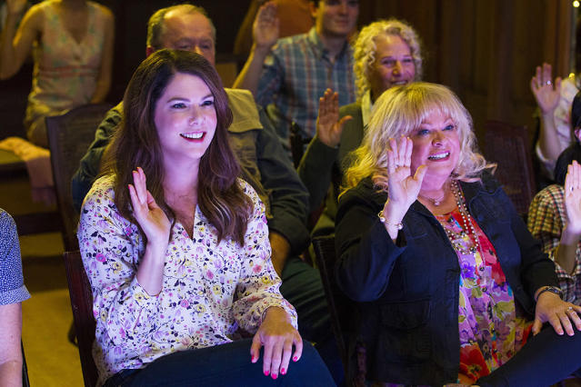 "<p>A decade ago, the Emmys changed its voting rules to change up the nominees — with some calling it ""The Lauren Graham rule."" Well, that backfired and the actress never received a nod. It seemed like the long-anticipated revival <i>Gilmore Girls: A Year in the Life</i> could reverse Graham's Emmy fortunes, but alas, she was competing for a spot in the very tough Lead Actress in a Limited Series category. <i>— KW</i><br><br>(Photo: Saeed Adyani/Netflix) </p>"