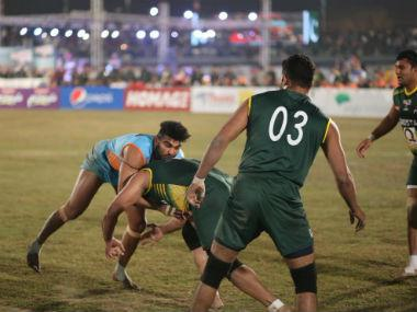 Pakistan defeat 'unauthorised' Indian team to win circle style Kabbadi World Cup