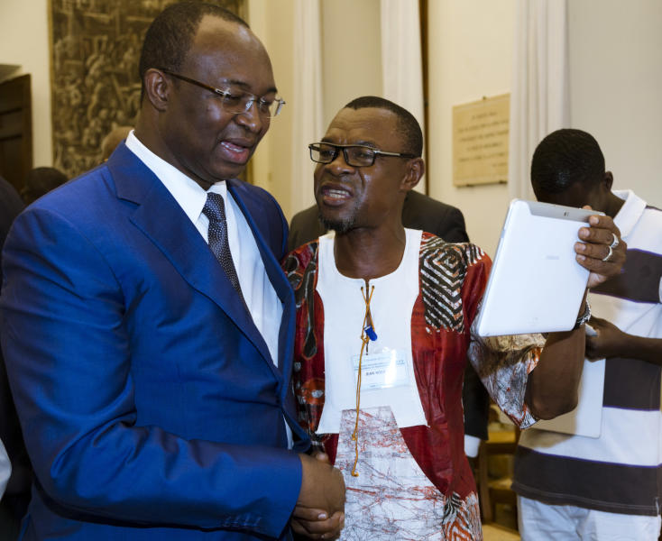 Central African Republic Armed Groups Sign Deal In Rome