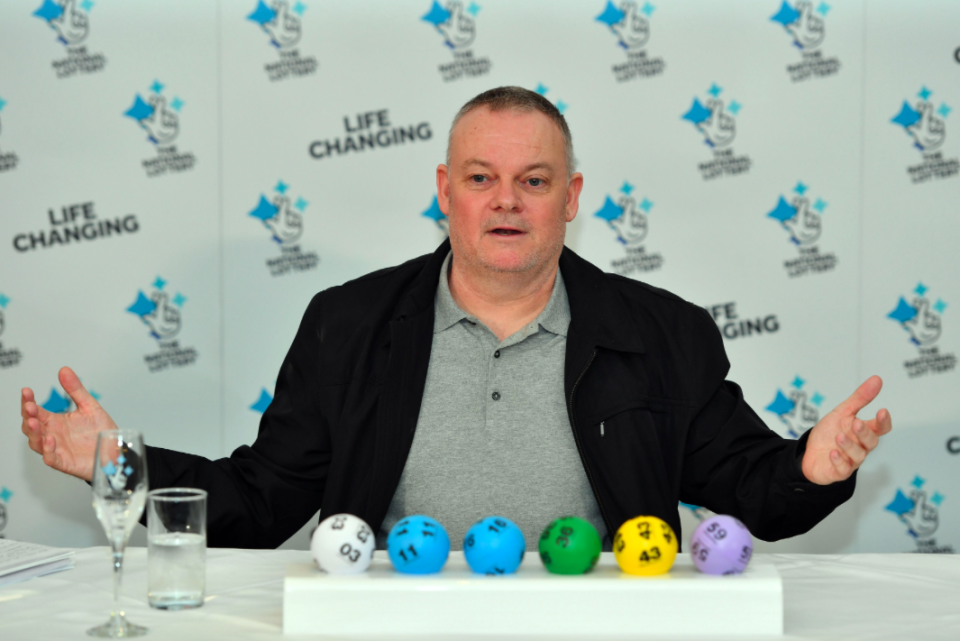 <em>The dad-of-three first thought he had won £9,000 (SWNS)</em>