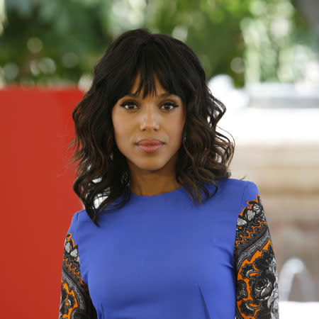 Kerry Washington: Acting is bizarre