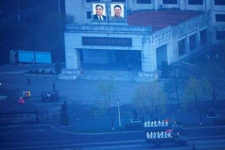 North Korea endures missile test failure day after military parade