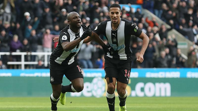 Newcastle United 2-2 Manchester City: Guardiola's side suffer fresh title blow
